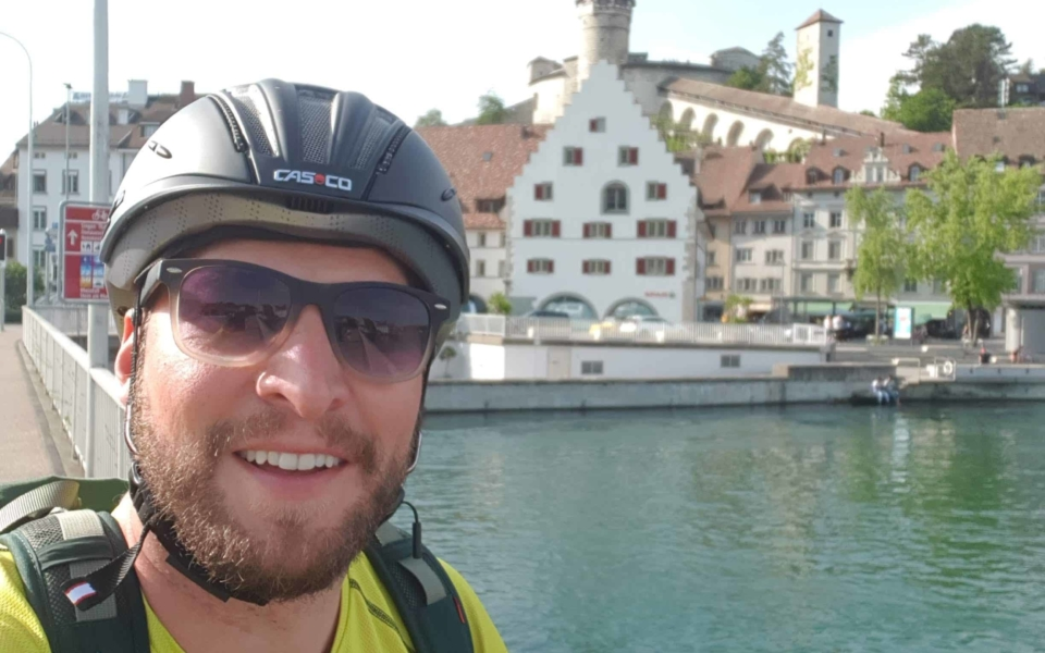 E-Bike Tour Exploring Switzerland