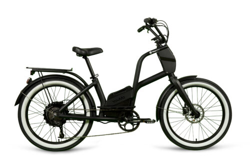 YouMo E-Bike Cruiser City One X500