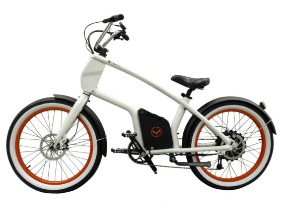 e-bike youmo one c ratrod edition weiss