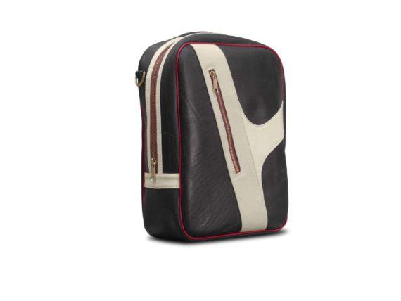 Seitentasche für den Gepäckträger