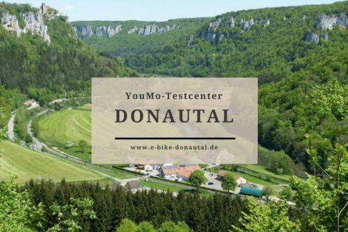 YouMo E-Bike mieten im Donautal
