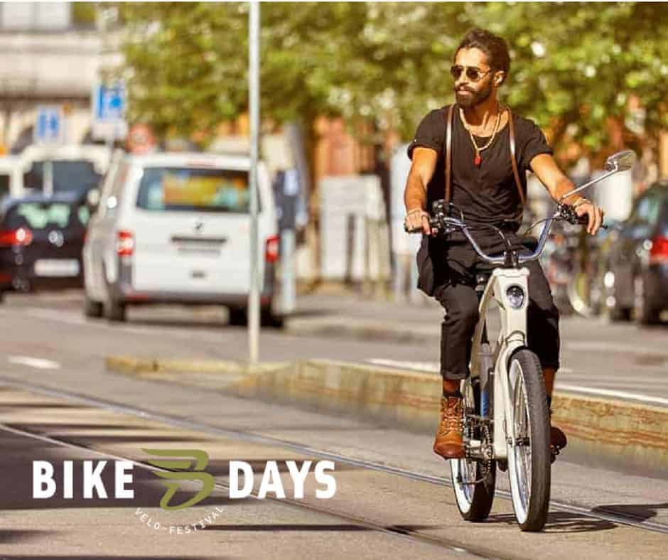 YouMo auf der Messe Bike Days 2018