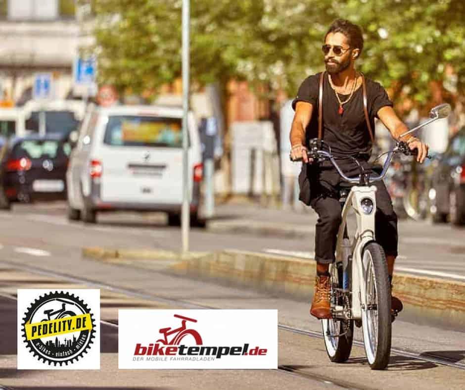 E-Bike Verleih Pedelity und Biketempel goes YouMo