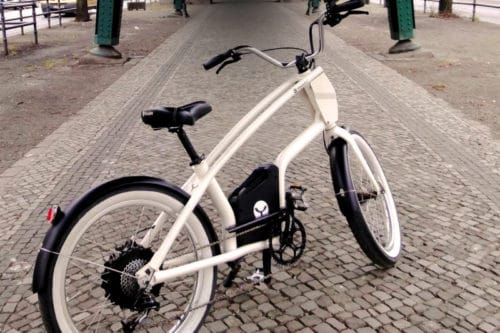 YouMo e-bike test 2018