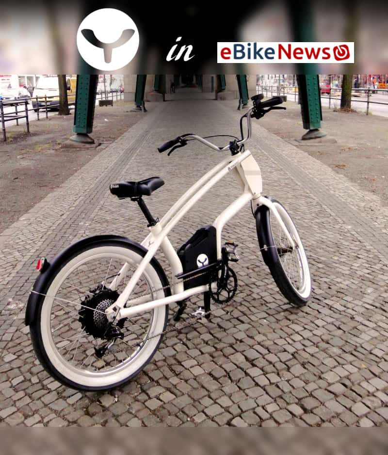 YouMo e-bike test 2018