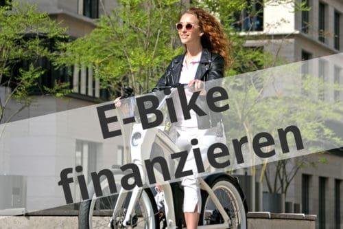 E-Bike Finanzierung YouMo