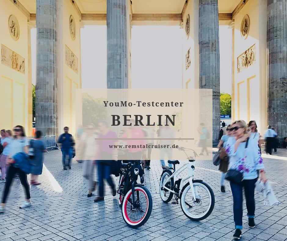 Business auf Rädern Elektromobilität in Berlin mit YouMo
