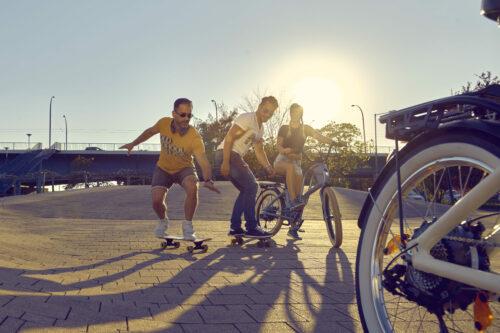 E-bike Saison beginnt