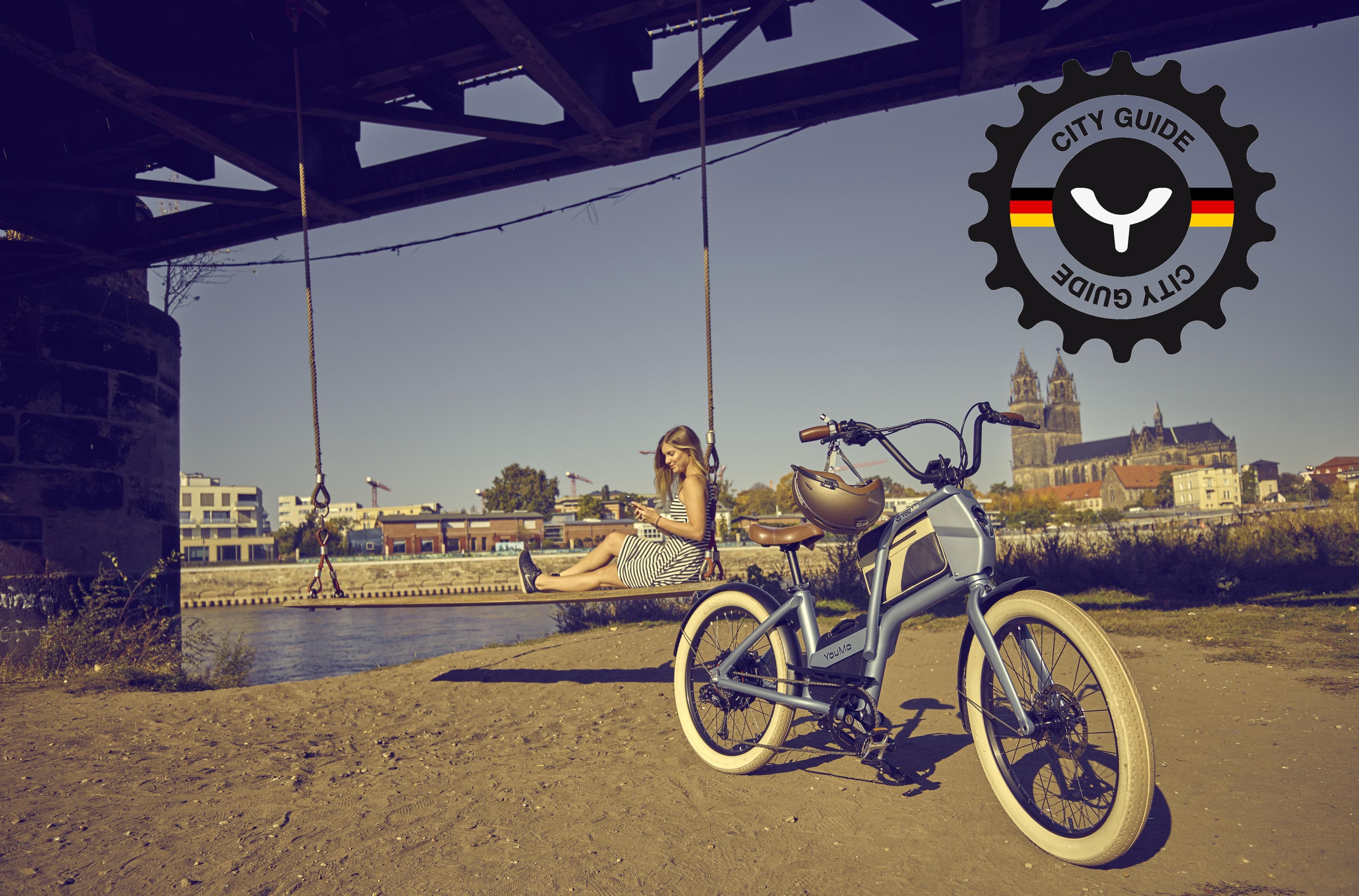 Magdeburg mit dem Fahrrad YouMo.ch