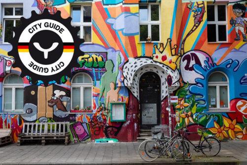 Dusseldorf mit dem fahrrad