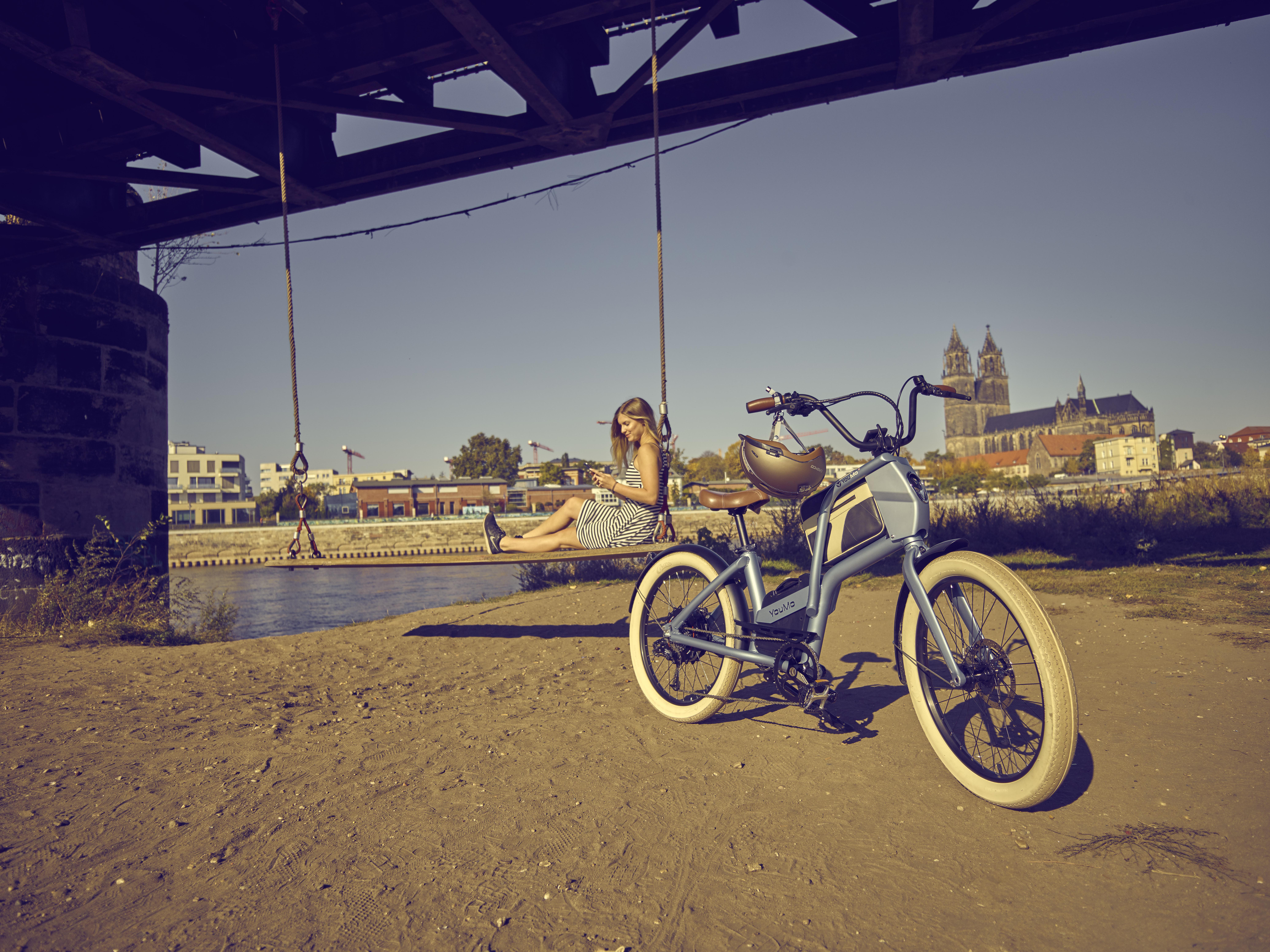 Komfort E-Bike Youmo
