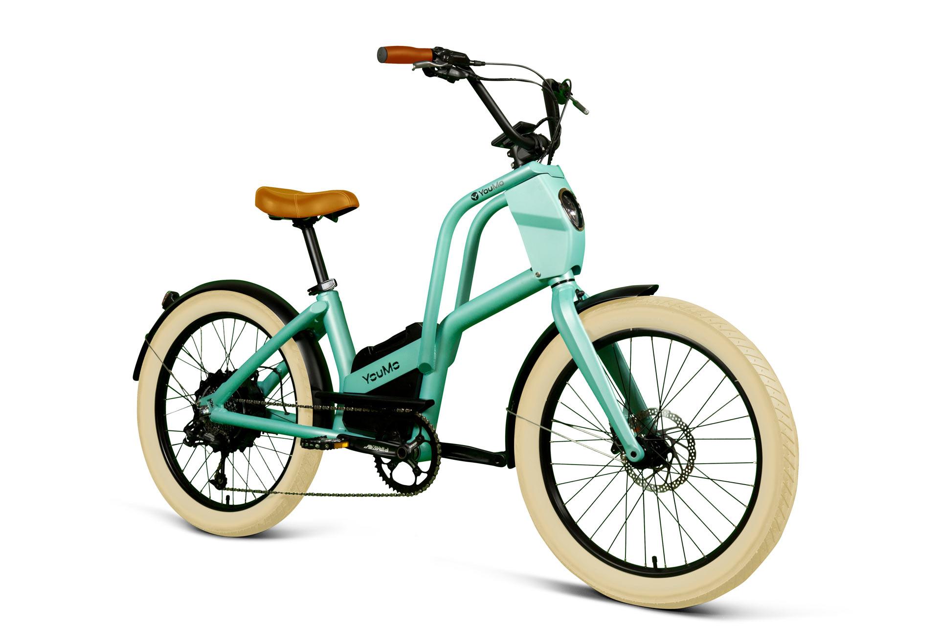 youmo-ebike-green