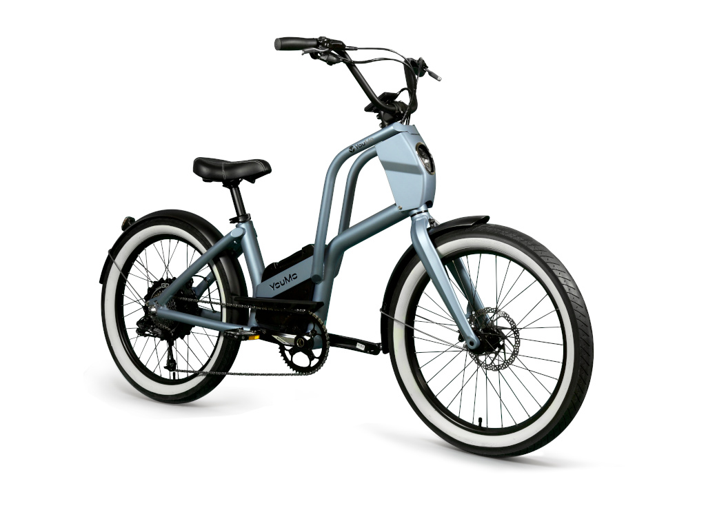 YouMo One X250 City blue front