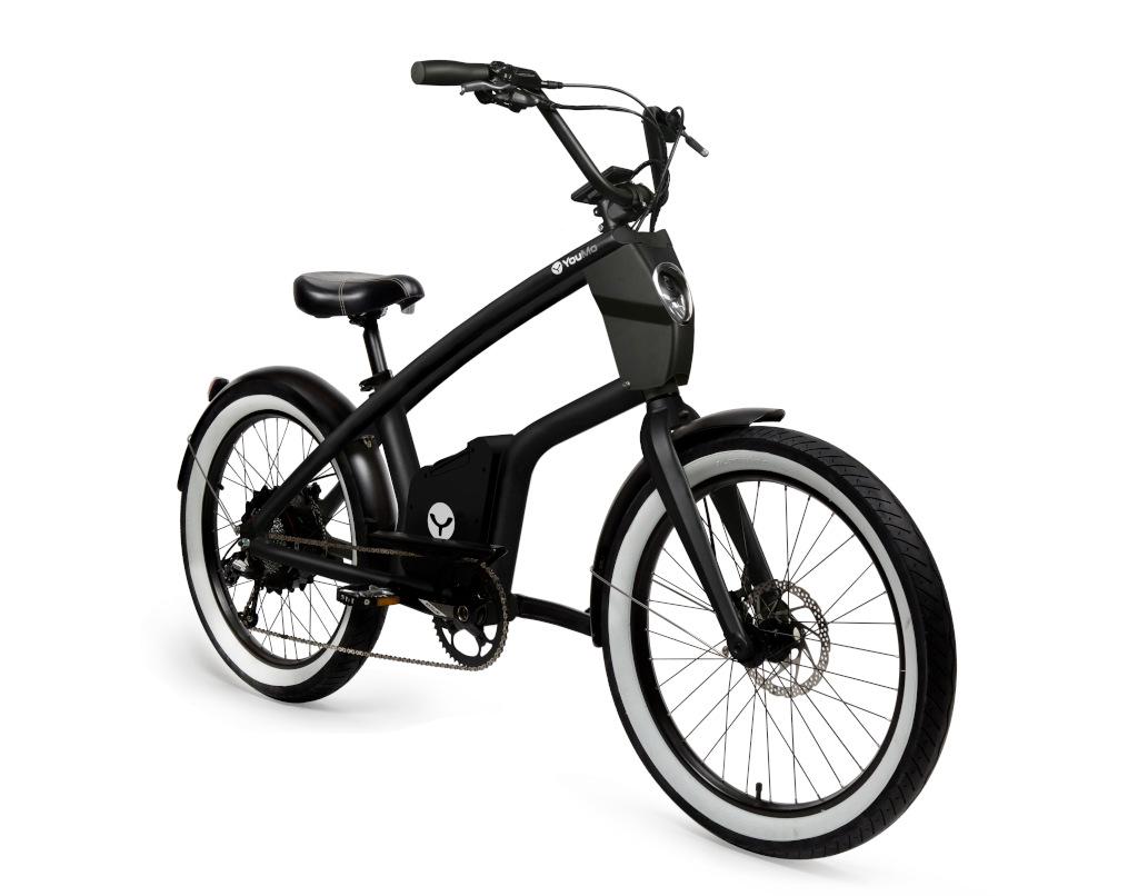 YouMo One X250 black front