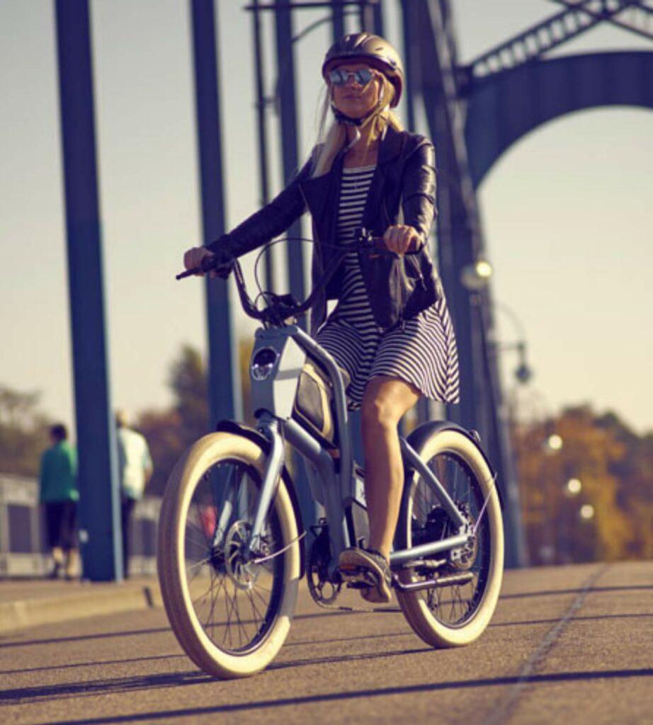 youmo e-bike fahren