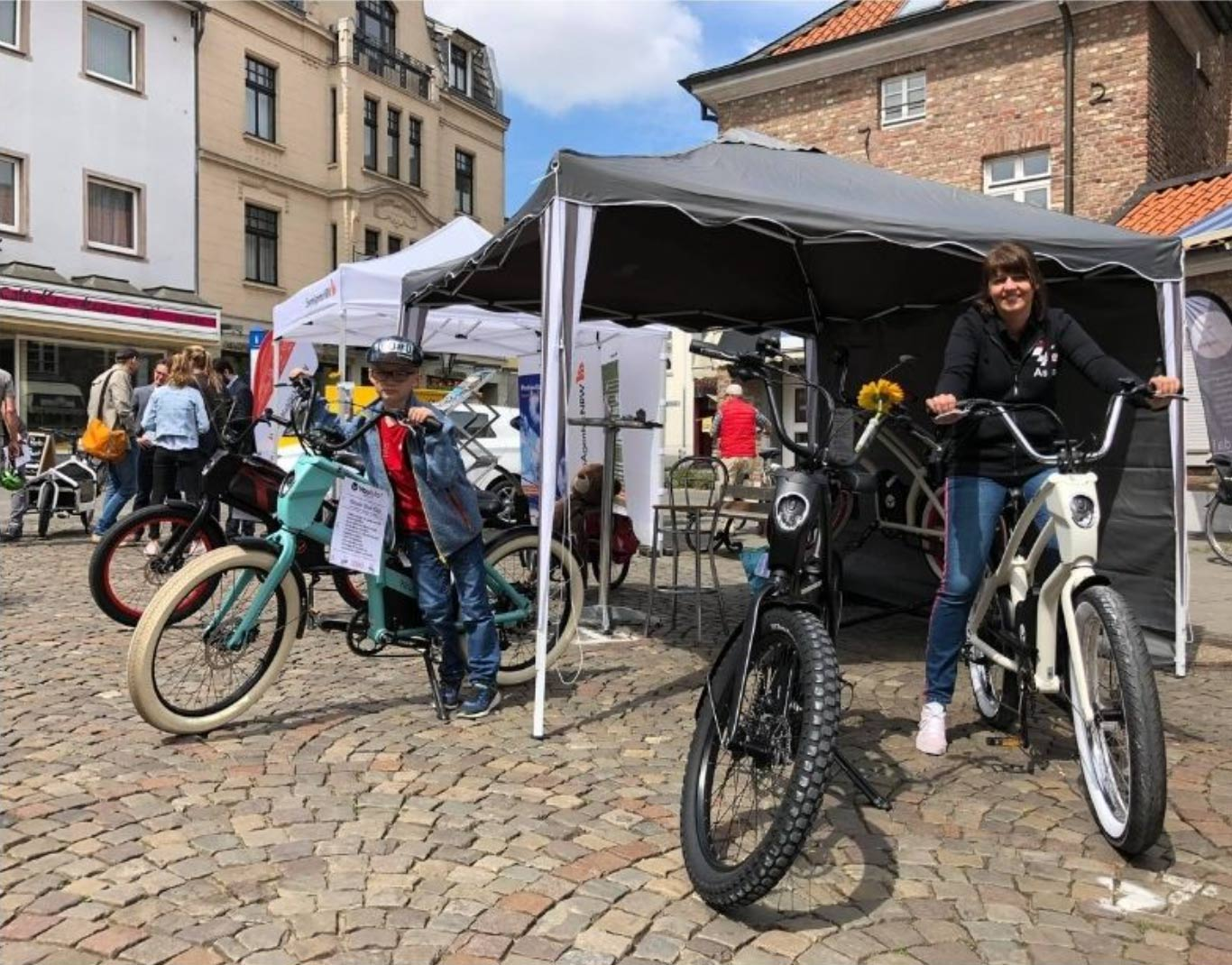 gebrauchte e-bikes und vorführmodelle